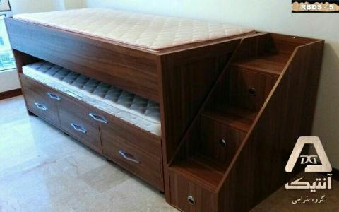 تخت کشویی RBDS-5