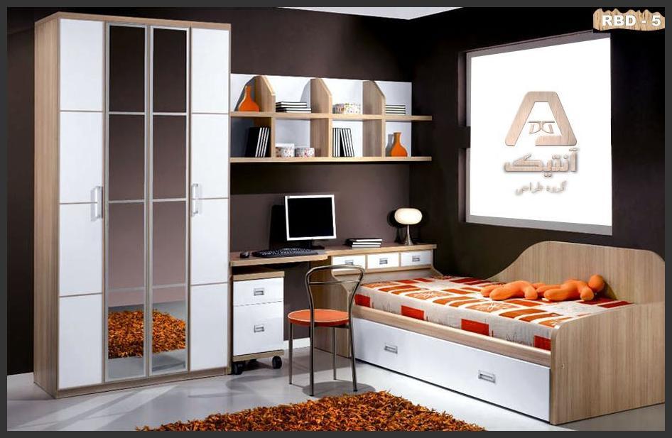 تخت کشویی RBD-5